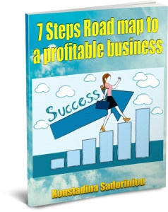 7 steps roadmap to a profitable business