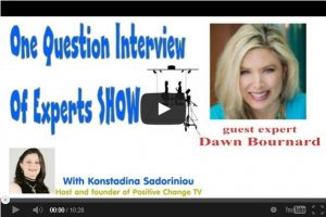 expert interview Dawn Bournard