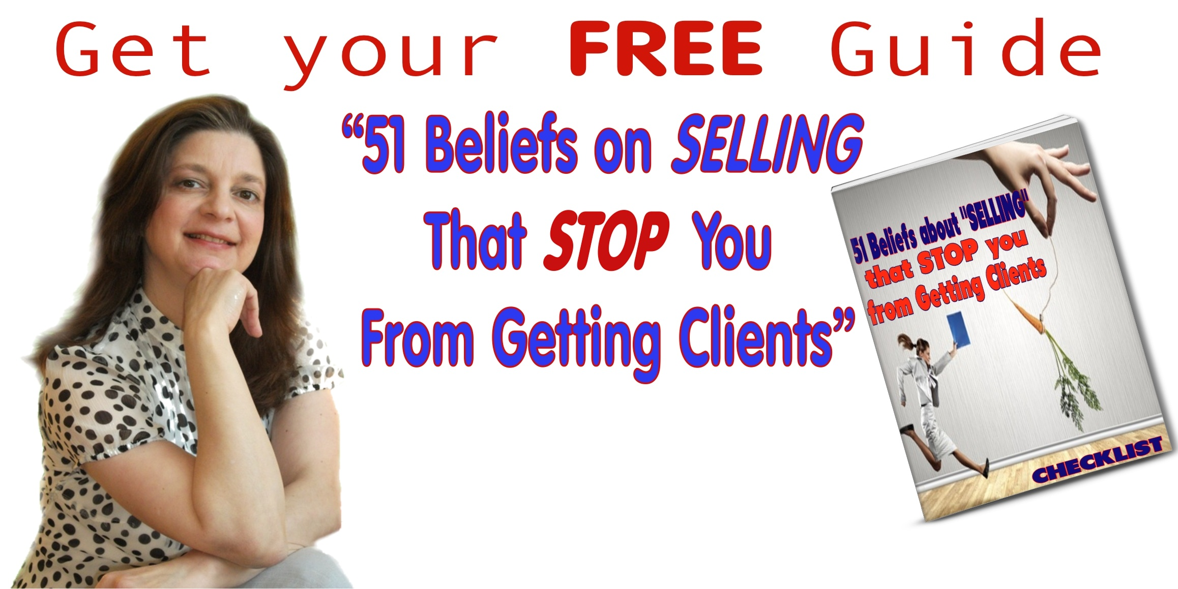 beliefs on selling guide 4