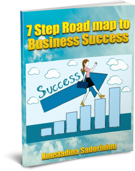 7 steps road map to business success