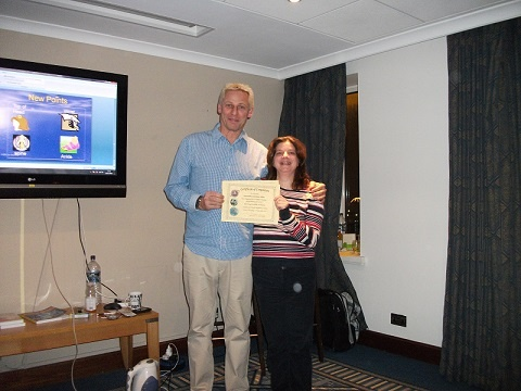 with EFT Master Karl Dawson