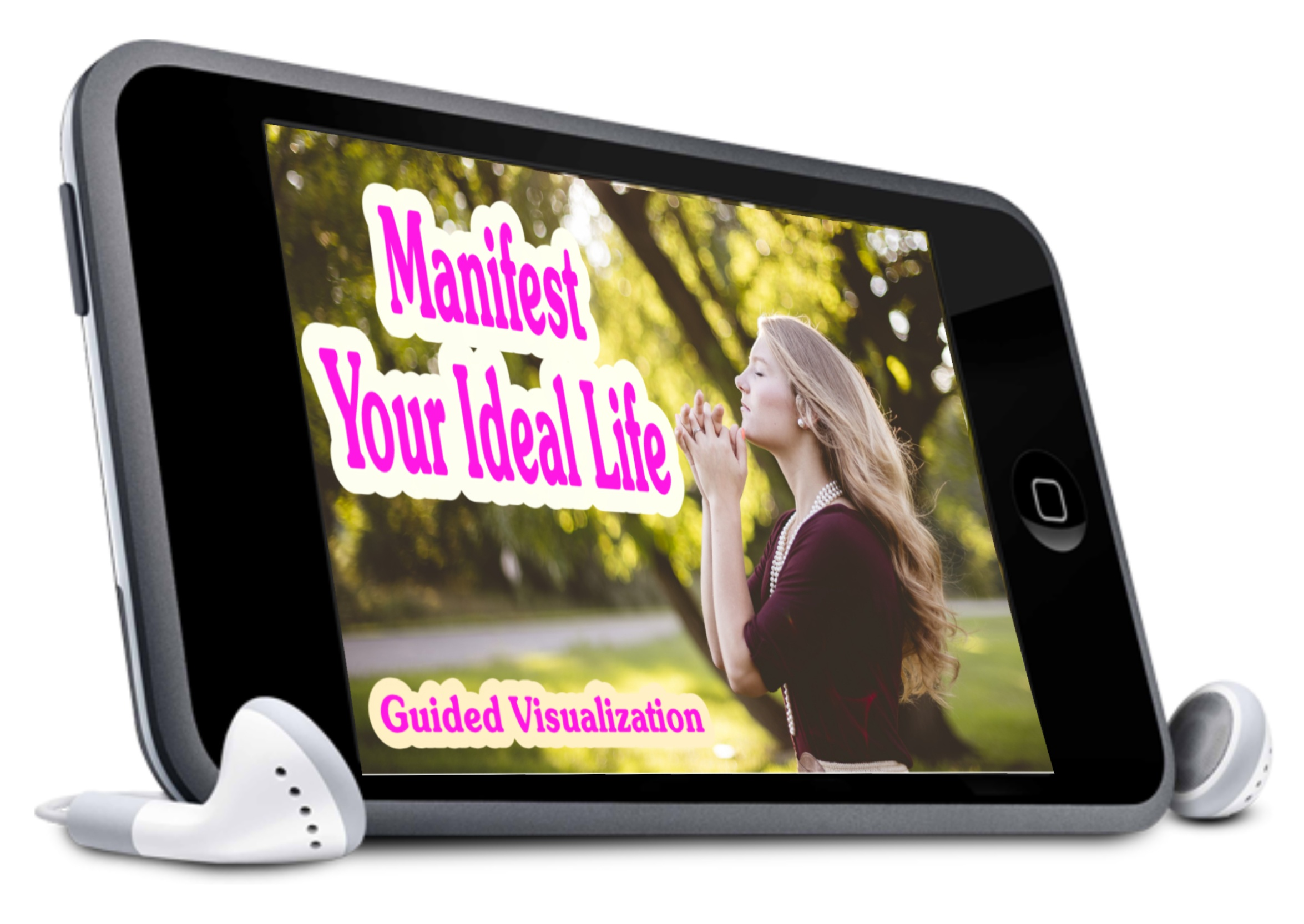 DOWNLOAD THIS FREE GUIDED VISUALIZATION mp3