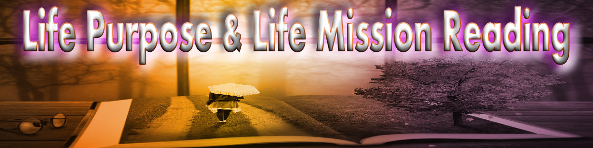 life purpose mission banner